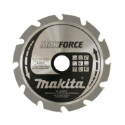 Пильный диск Makforce 190×2.0×30 FTG 12T Makita